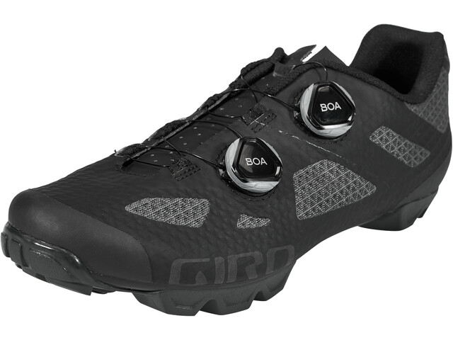 Giro Sector Chaussures VTT Homme, black/dark shadow